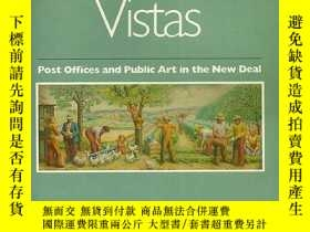 二手書博民逛書店Democratic罕見Vistas: Post Offices