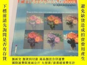 二手書博民逛書店blending罕見modes cookbook (英文原版)見