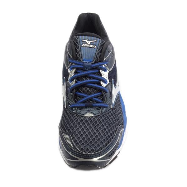 Mizuno Wave Creation [J1GC160106] 男鞋 運動 慢跑 路跑 馬拉松 避震 美津濃 黑銀