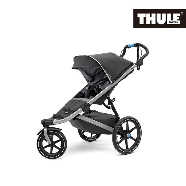 THULE-Urban Glide2單人三輪嬰兒手推車(暗灰)