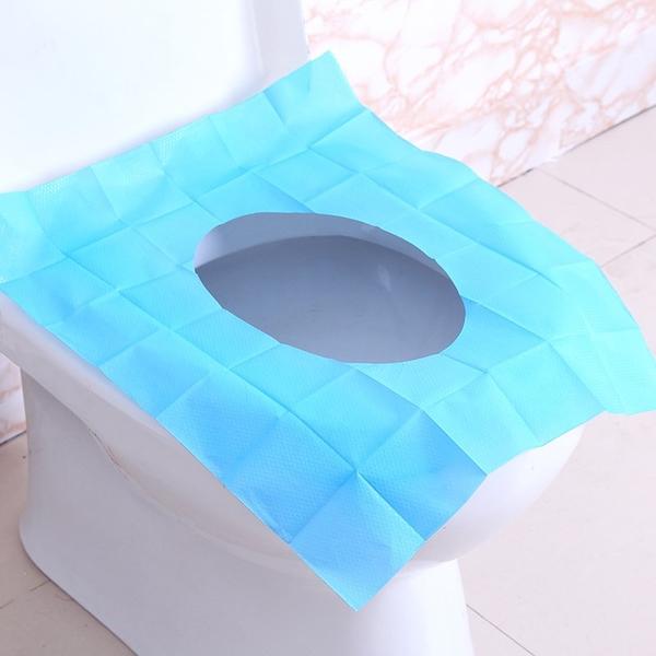 泰博思 一次性馬桶墊 旅行旅遊出差 便攜式 防水 防菌 馬桶墊【F0201】