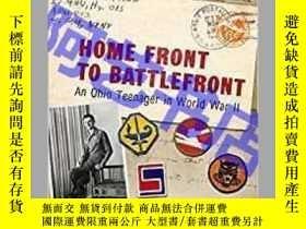 二手書博民逛書店Home罕見Front to Battlefront: An O