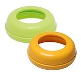 貝親 Pigeon 奶瓶栓 寬口徑 母乳實感 橘色 綠色 寬口奶瓶栓 78043 公司貨