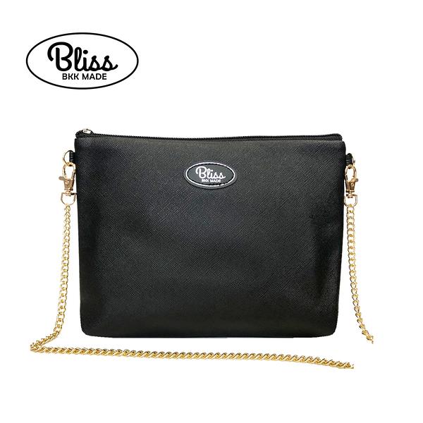 【現貨在台】泰國Bliss BKK包 素色黑 4款背帶可選 現貨供應中