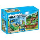 playmobil 城市 小動物遊樂場_PM09277