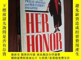 二手書博民逛書店英文原版罕見Her Honor by William J. Co