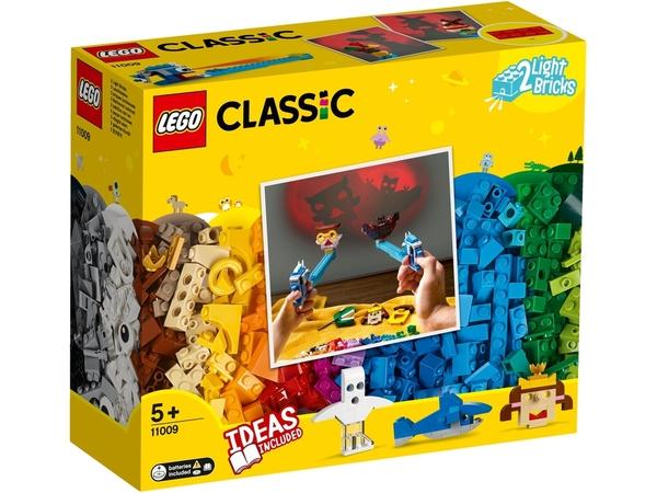 【愛吾兒】LEGO 樂高 Classic經典系列 11009 顆粒與燈光