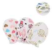 純棉薄款嬰兒手套 防抓手套 新生兒護手套-JoyBaby