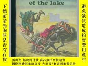 二手書博民逛書店【英文版】SIR罕見LANCELOT OF THE LAKE 1