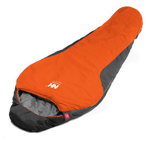 PUSH! 登山戶外用品 防風防潑水四季空調被睡袋木乃伊睡袋P75