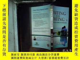二手書博民逛書店waiting罕見and dating.Y180897
