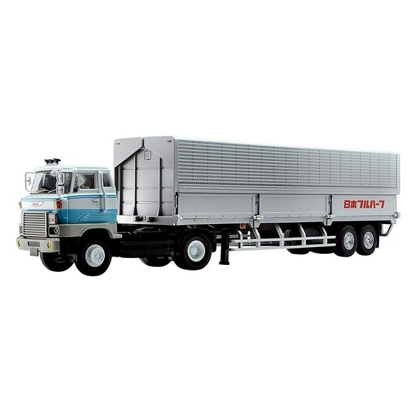 TOMYTEC LV-N167a 日野HE 366wing roof trailer_TV28467