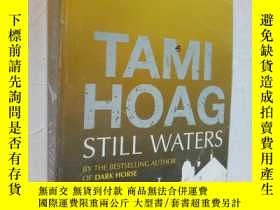 二手書博民逛書店TAMI罕見HOAG STILL WATERSY25446