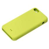 ★APP Studio★【日本iJacket】簡約系列 iPhone5C 矽膠保護套-果綠