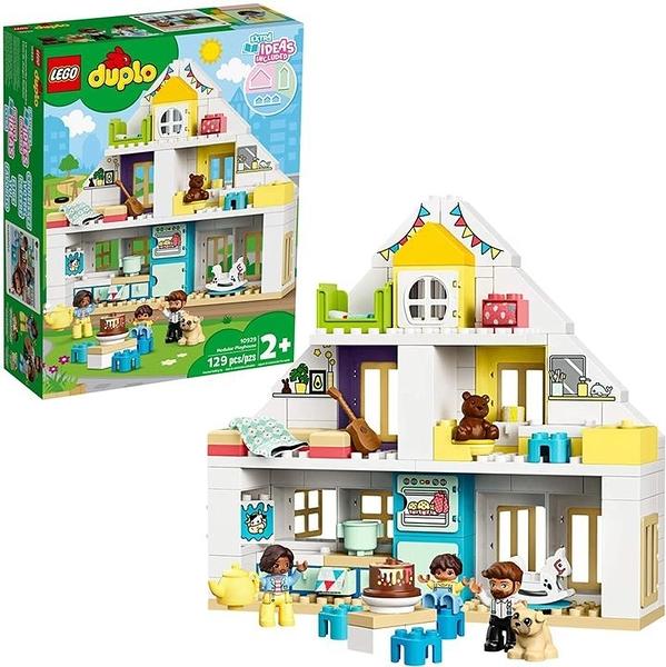 LEGO  樂高  DUPLO Town Modular Playhouse 10929(129件)