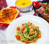 喜憨兒簡單廚房『小資組合餐』
