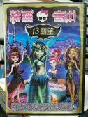 影音專賣店-Y31-037-正版DVD-動畫【精靈高中 13願望】-國英語發音