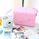 小香菱格紋拍立得專用包 類單眼相機包 拍立得相機 MINI 7S 25 8 90 50S 90 SP-1