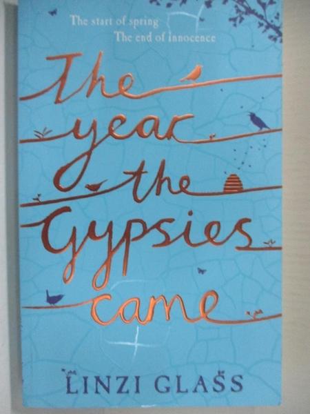 【書寶二手書T4/原文小說_IQ8】The Year the Gypsies Came_Linzi Alex Glass