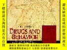 二手書博民逛書店Drugs罕見And Behavior: An Introduction To Behavioral Pharma