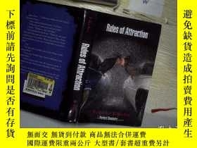 二手書博民逛書店BUles罕見of Attraction..Y203004
