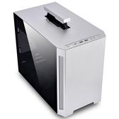LIAN LI 聯力 TU150WA TU150 強化玻璃側板 鋁合金 ITX 電腦機殼 銀色