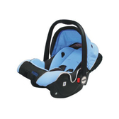【奇買親子購物網】藍色企鵝 PUKU Petit 三合一汽車安全座椅(藍) 贈 雙色EVA汽座保護墊(隨機)