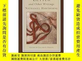 二手書博民逛書店The罕見Scarlet Letter and Other WritingsY449926 Nathaniel