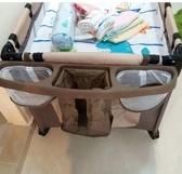 多功能嬰兒床收納袋掛袋尿布袋