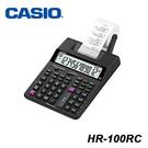 缺貨中,請來電洽詢 CASIO 卡西歐 HR-100RC 12位數 LCD大字幕顯示 打印型 列印型 計算機 /台