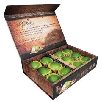 產銷履歷檜木蜜棗12粒/盒-3斤免運組(12/25開始出貨)