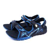 G.P 阿亮代言 涼鞋 黑/藍 男鞋 G8661M-20 no213