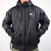 【折後$3099】▶NIKE 黑色鋪棉連帽運動外套厚外套男生  男生外套  潮流   AR2190-010