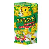 樂天小熊餅-巧克力家庭號195g【康是美】
