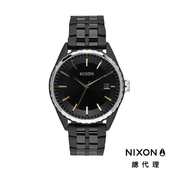 【官方旗艦店】NIXON MINX 俐落時尚 經典黑 潮人裝備 潮人態度 禮物首選
