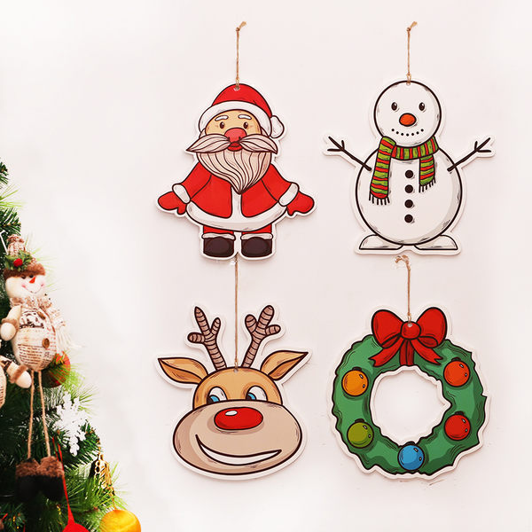 聖誕禮品71  聖誕樹裝飾品 禮品派對 裝飾 聖誕公仔 掛飾