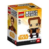 41608【LEGO 樂高積木】Brickheadz 大頭人偶 Han Solo