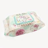濕紙巾 Kitty純水柔濕巾加蓋 100抽【文具e指通】