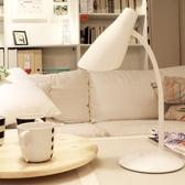 ♚MY COLOR♚簡約觸控節能燈 臥室 護眼 學習 閱讀 床頭燈 USB 充電 檯燈 桌燈 學生 夜燈【P21】