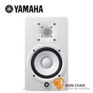 【預購】Yamaha 山葉 HS5W 主動式監聽喇叭 白色 【五吋/一顆/一年保固/HS-5W】
