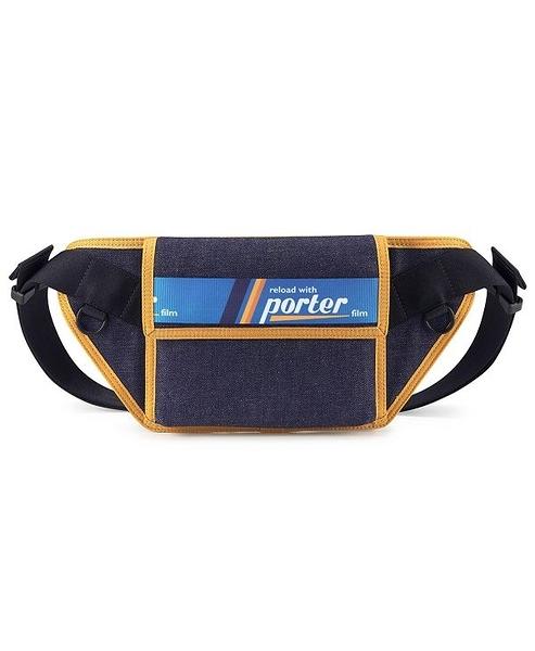PORTER - LOAD 腰包 - 藍