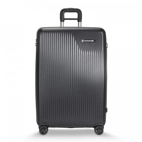 【BRIGGS & RILEY】SYMPATICO硬殼可擴充四輪行李箱30吋(黑)