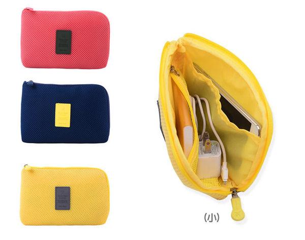 wei-ni 防震WeekEight旅行數碼收納包(小) 3C防撞收納包 行動電源收納袋 多功能收納包 手機保護套