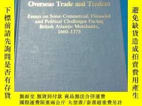 二手書博民逛書店Overseas罕見Trade and Traders【海外貿易