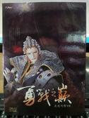 挖寶二手片-U01-082-正版DVD-布袋戲【武道列傳VIII勇戰之巔】-