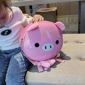 兒童書包幼稚園男1-3-5歲2寶寶小書包嬰幼兒防走失背包女孩可愛潮 快速出貨