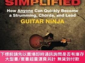 二手書博民逛書店Guitar罕見Mastery SimplifiedY255174 Andreas, Erich Create