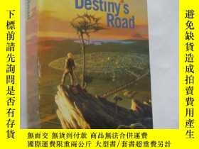 二手書博民逛書店Destiny s罕見Road (Science fiction