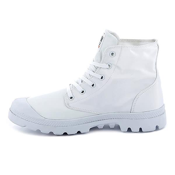 【FEEL 9S】 PALLADIUM PAMPA PUDDLE LITE 白色高筒靴子防水男女76117100