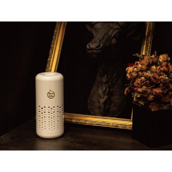 【寵物王國】Pure Aria可攜式/車用空氣清淨機-魔力黑